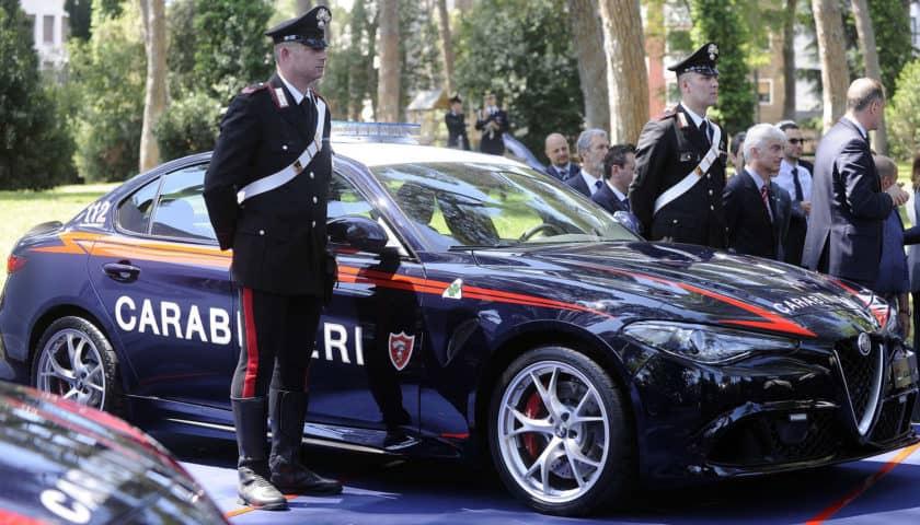 I Carabinieri ed il nuovo drone da soccorso