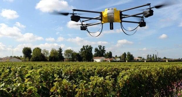 Droni agricoli a Longarone