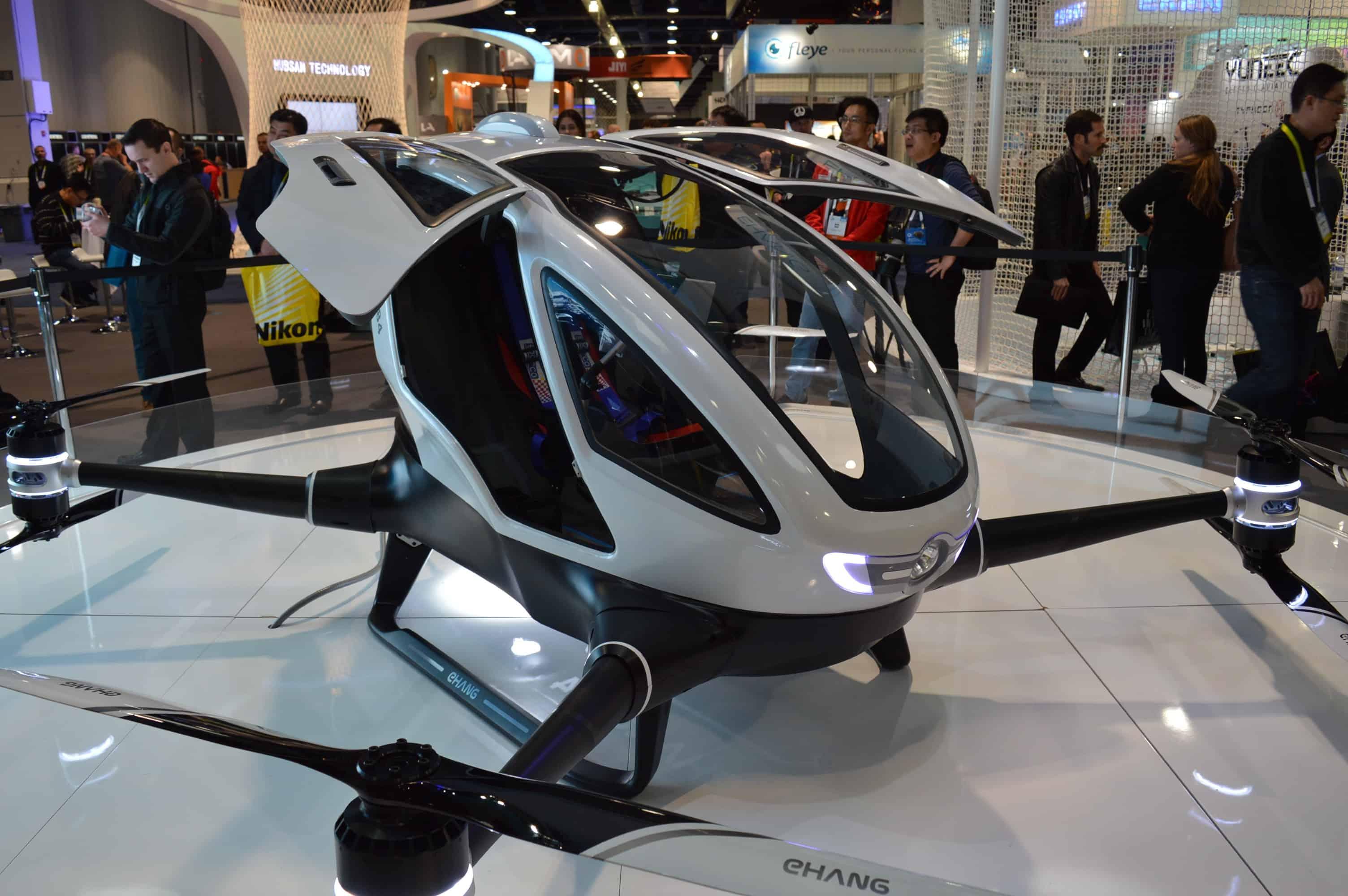 Droni taxi