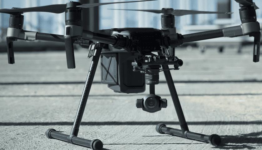 I droni per la mappatura e la bonifica dell'amianto
