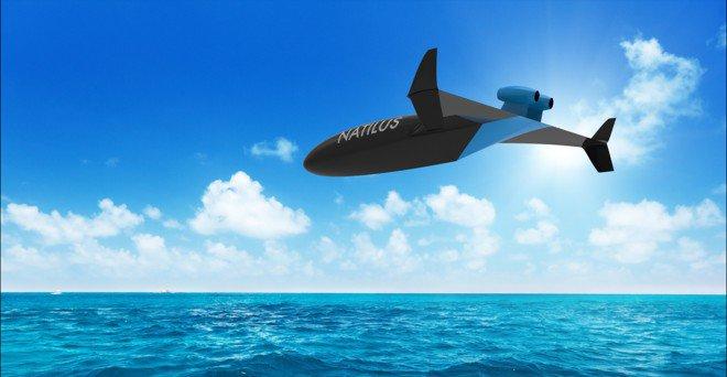 Un drone gigantesco per dimezzare i costi dei trasporti aerei