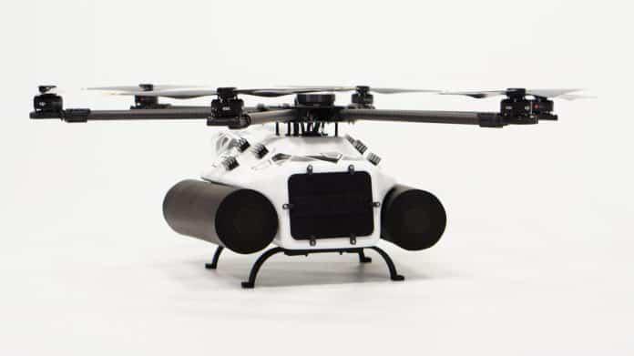 Il drone impermeabile HexH2o Pro
