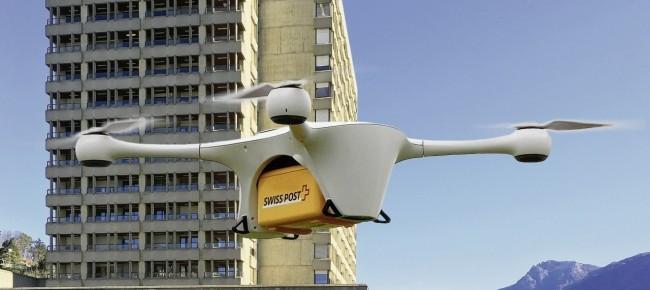 Drone Medico in Svizzera: prime sperimentazioni