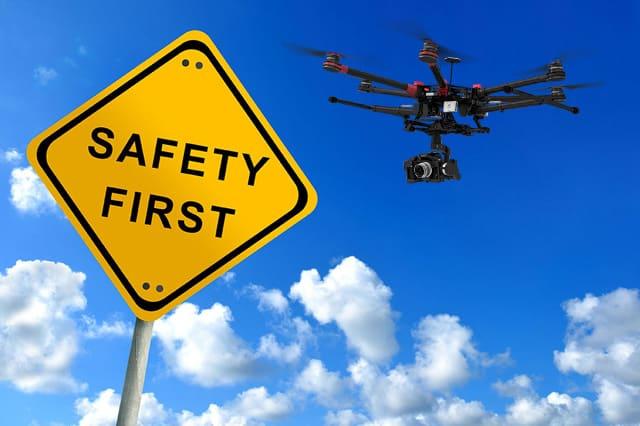 I droni nelle operazioni di salvataggio