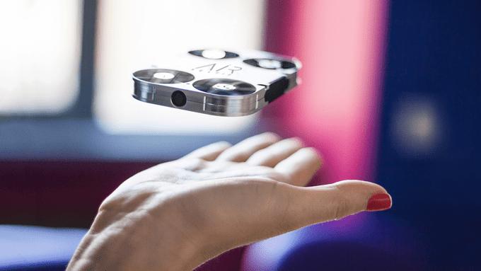 Airselfie il microdrone tascabile