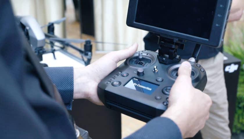 Dji Cendence il nuovo radiocomando per droni