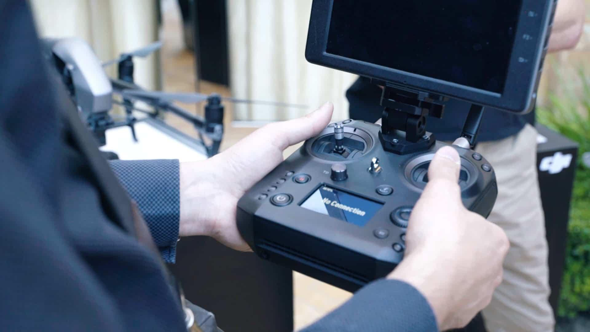 Dji Cendence, Radiocomando per droni Dji Cendence