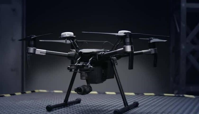 Il nuovo drone professionale Dji Matrice 200
