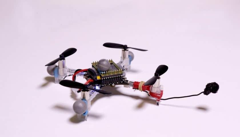 DOT il drone che dipinge