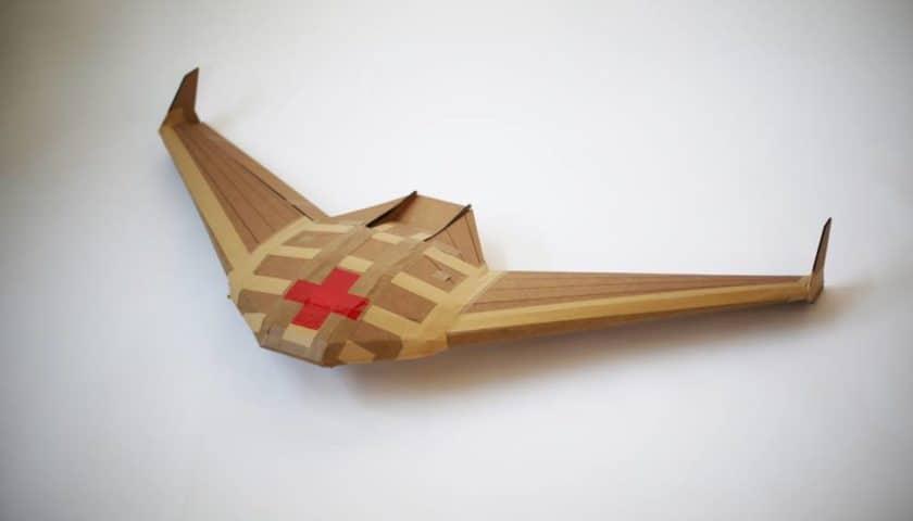 Droni Icarus usa e getta per trasportare medicinali