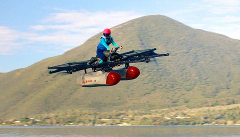 Kitty Hawk il drone per il trasporto di persone