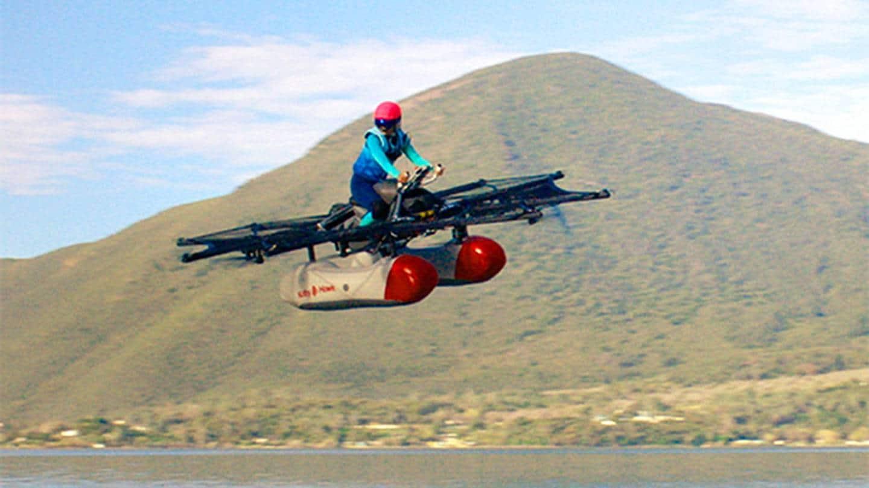 Drone Kitty Hawk, drone per il trasporto di persone, drone,