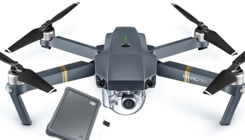 Seagate Dji Fly Drive Hard Disk per droni