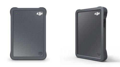 Seagate Dji Fly Drive, Hard Disk per droni,