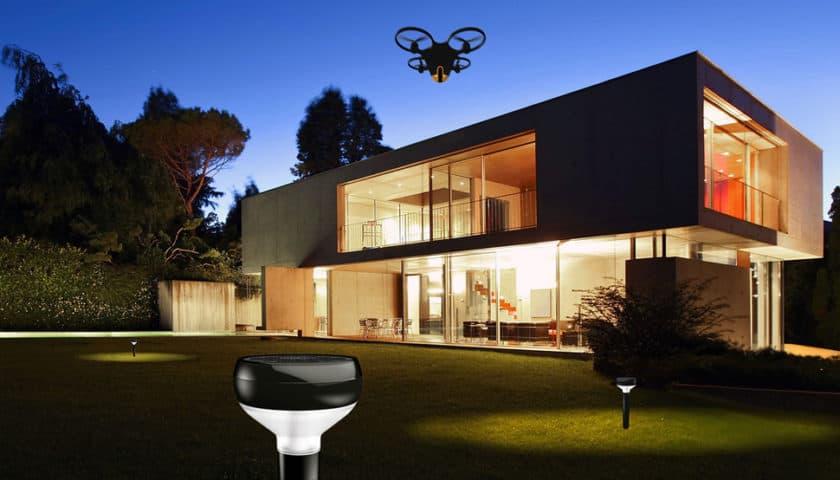 Drone per la sorveglianza e la sicurezza