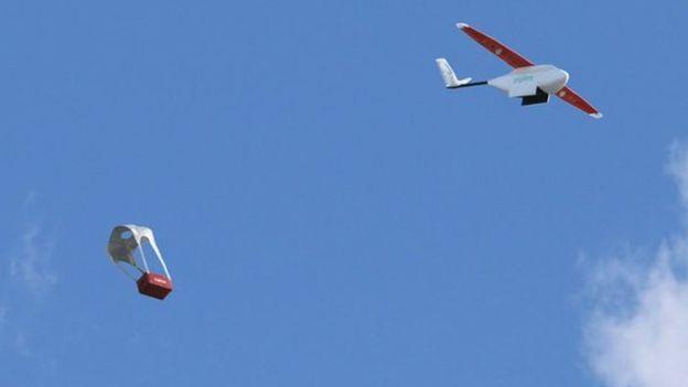 Aeroporto per droni in Rwanda