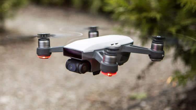 E' arrivato Dji Spark il drone più evoluto del momento
