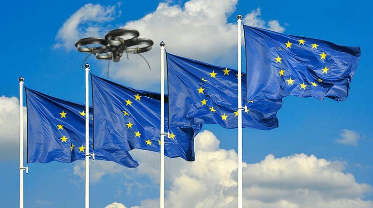 normativa europea droni, droni europa, droni easa, portale web dronerules, dronerules,