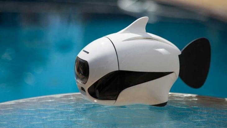 Il drone sottomarino Biki per fare foto e video