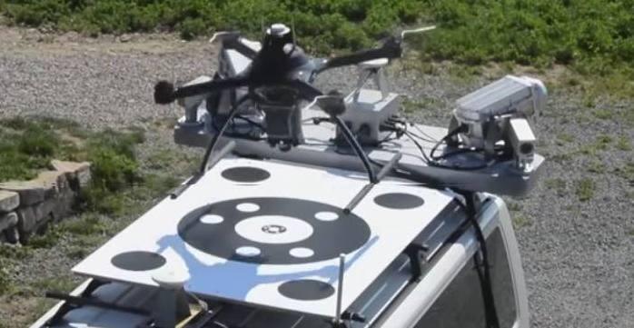 Drone MapKITE per mappature 3D
