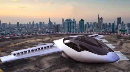 Drone Taxi Lilium, Drone Taxi,