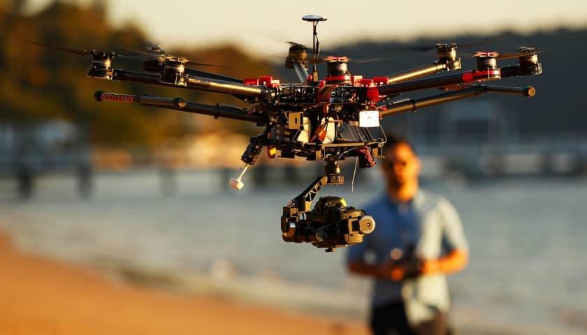 Scenari standard Enac per operazioni critiche droni