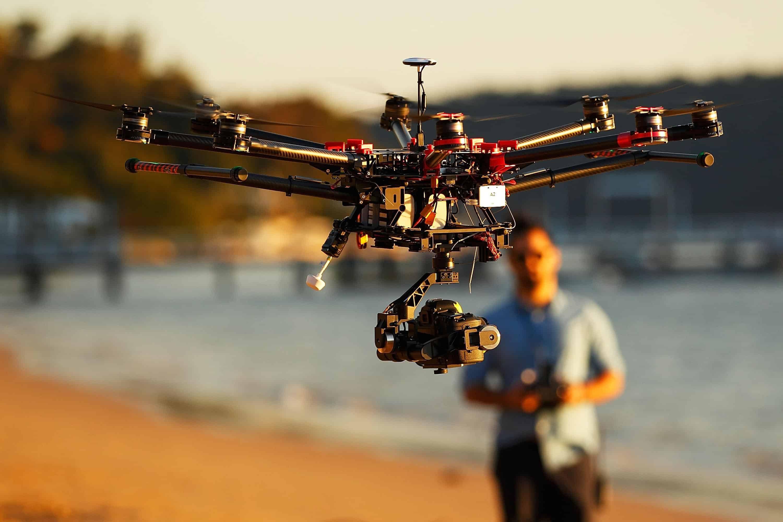 droni enac, scenari standard, normativa enac, operazioni critiche droni,