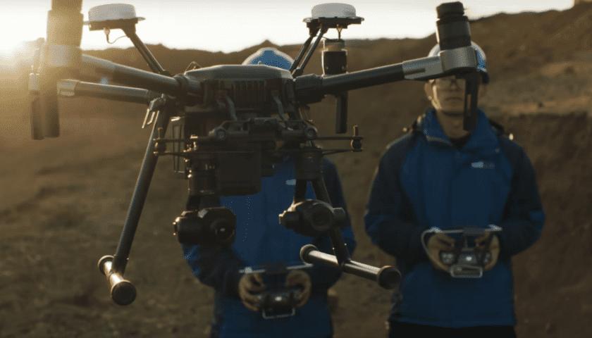 Droni donati al soccorso alpino nelle Marche