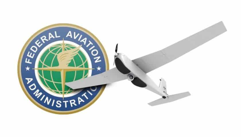 In America decade la registrazione dei droni