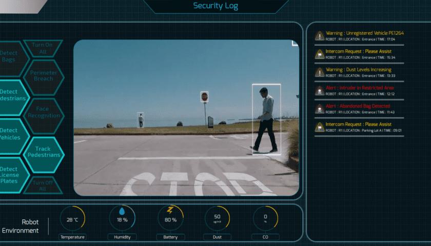 auto con drone incorporato,