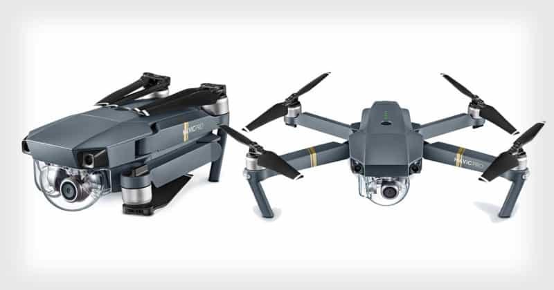 Calibrare la bussola Gps del drone Dji Mavic Pro