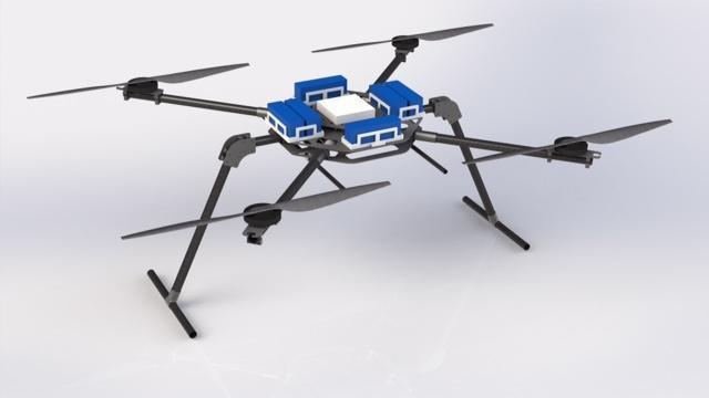 drone anti zanzare, drone pbkopter,