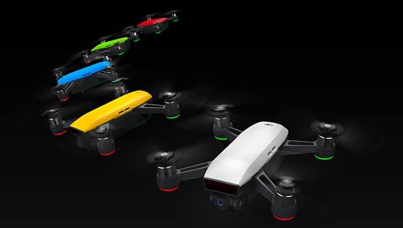 Come aggiornare il firmware del drone Dji Spark