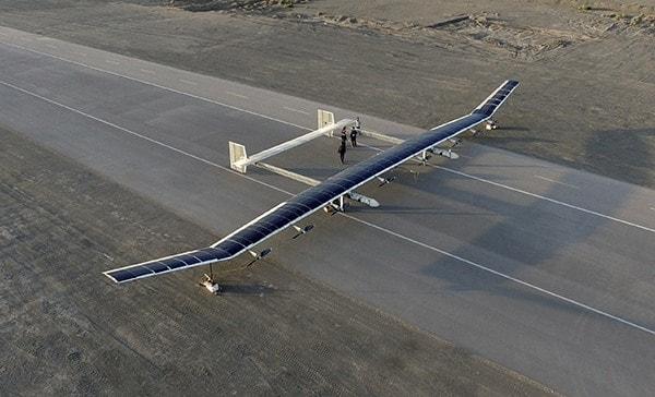 Il drone ad energia solare Caihong