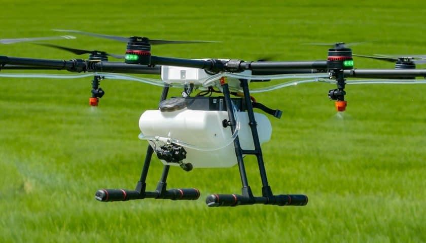 Droni agricoli: un bando per l'agricoltura di precisione