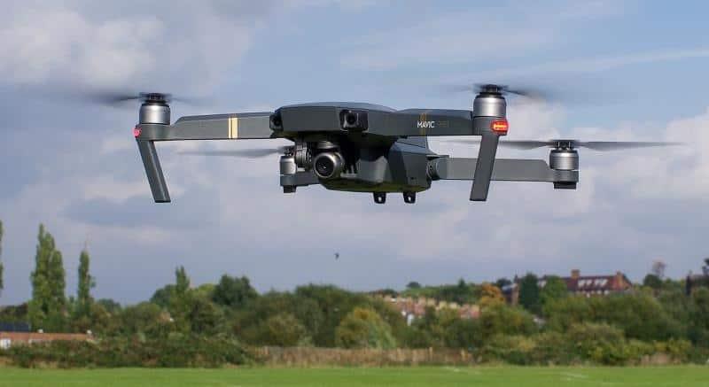 Calibrare la imu del drone Dji Mavic Pro