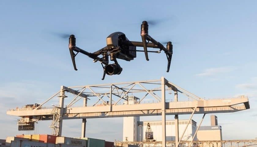 Aggiornare il firmware del drone Dji Inspire 2