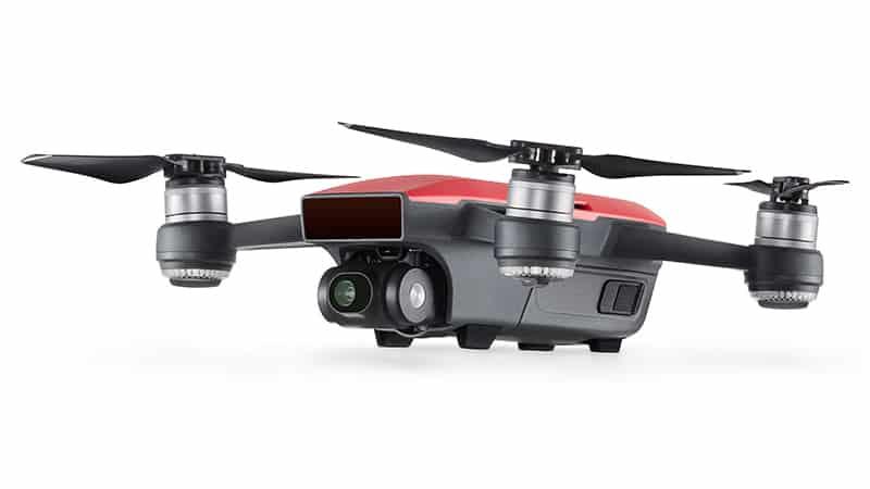 Aggiornamento obbligatorio drone Dji Spark