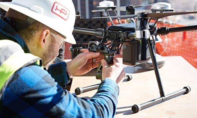 Come aggiornare il firmware del drone Dji Matrice 200