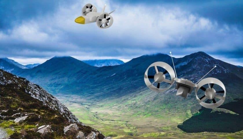 Sky Hopper il drone cargo inglese