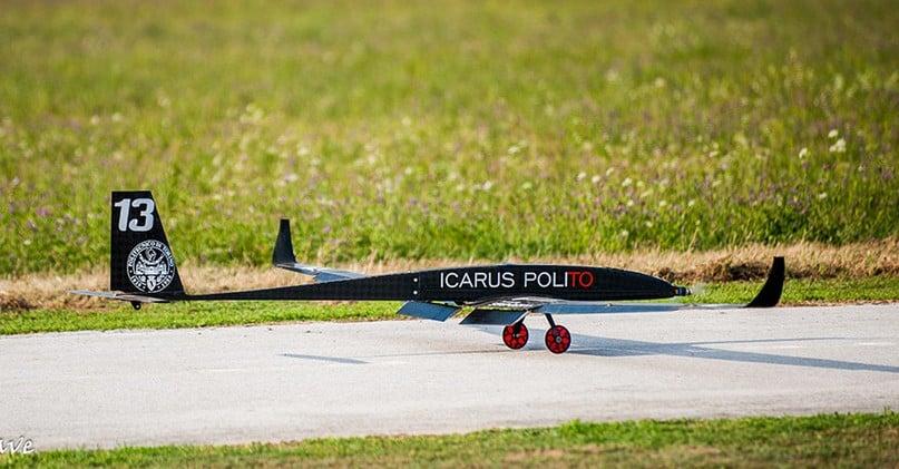 Il drone del Politecnico di Torino