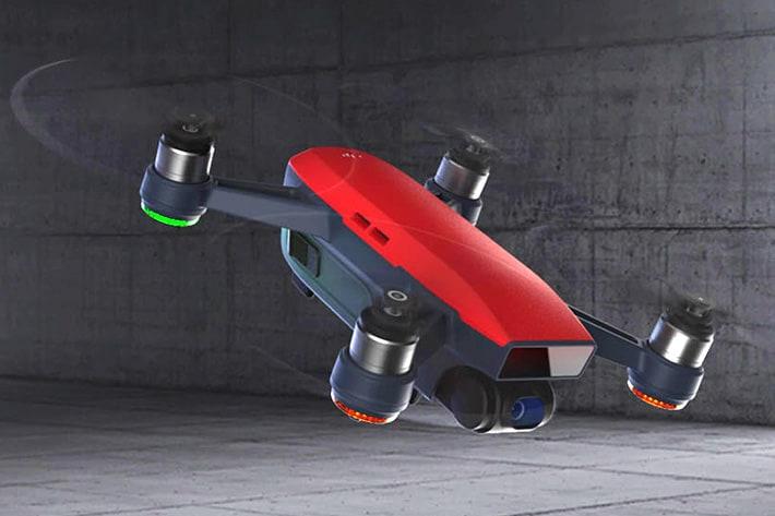 Migliorare la trasmissione video del drone Dji Spark