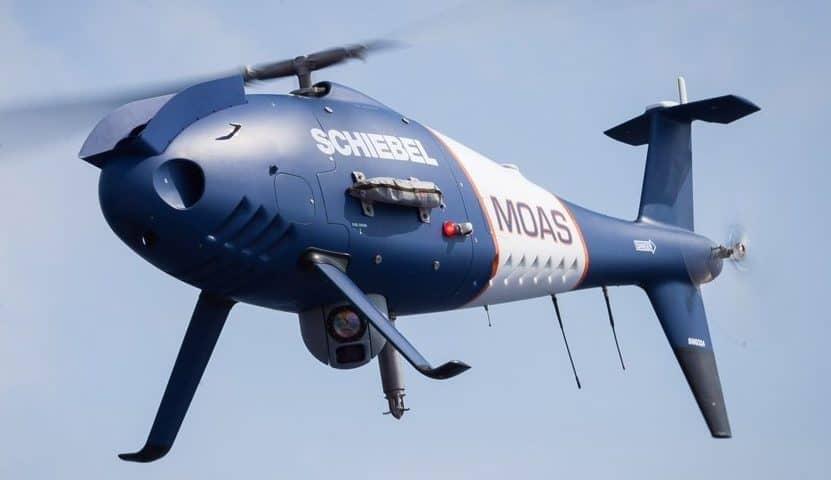 Droni per salvare vite umane grazie a Mobnet