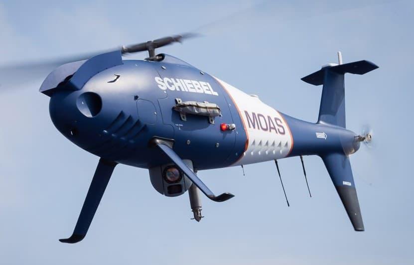 Droni per salvare vite umane, droni salvavita,