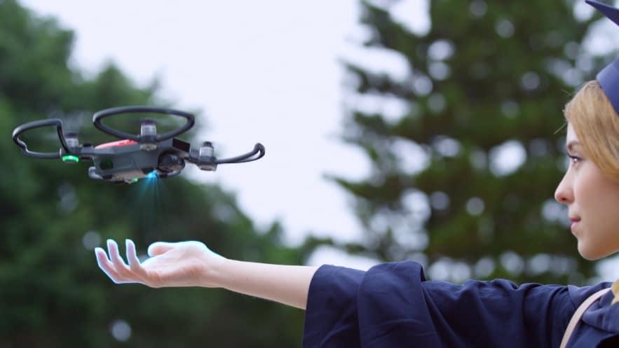 Come modificare il Wifi SSID del drone Dji Spark, Modificare il Wifi SSID del drone Dji Spark,
