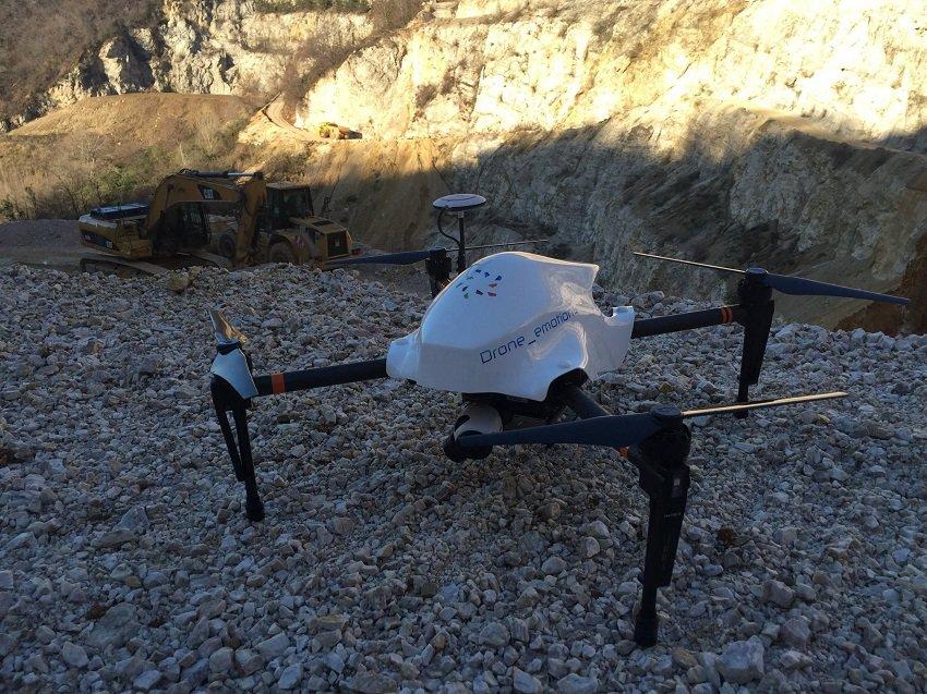 Droni per mappatura cantieri, Droni per mappatura,