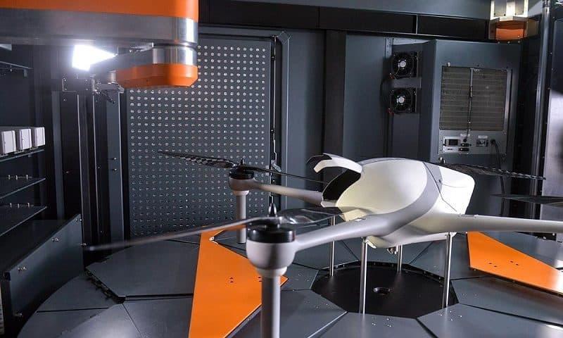 Microsoft investe nei droni Airobotics