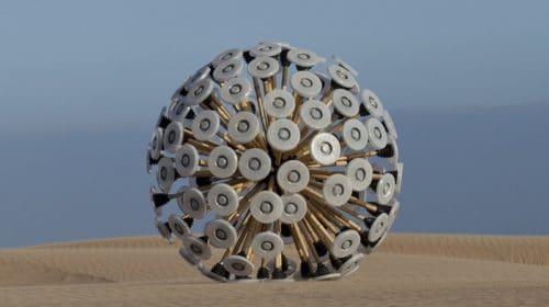 Il drone che disattiva mine antiuomo