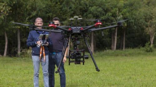 Visita medica per pilotare droni