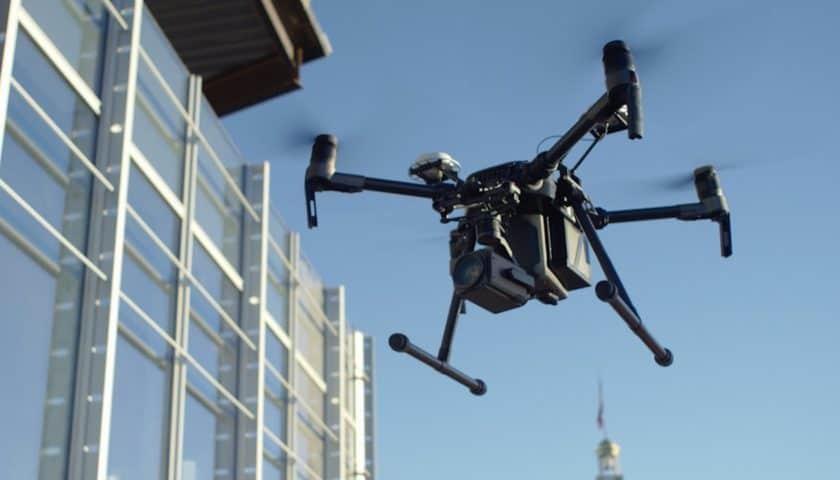 Dji Flighthub nuova piattaforma web per droni